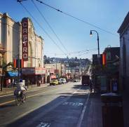 Wandering in Castro District