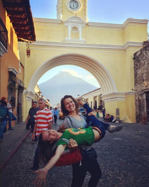 3. Bye bye Guatemala