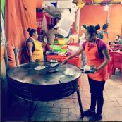 34 La cocina mexicana