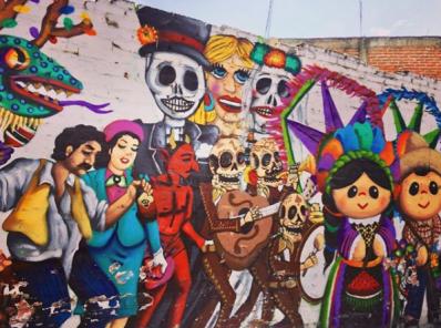 50 Street art