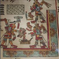 62 Details on Aztec script