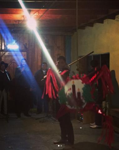 7 Fiesta en una familia mexicana