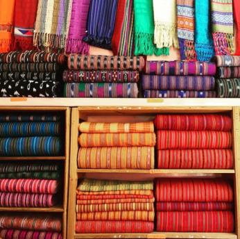84 Artisan textiles