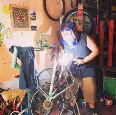 89 Construir una nueva bici