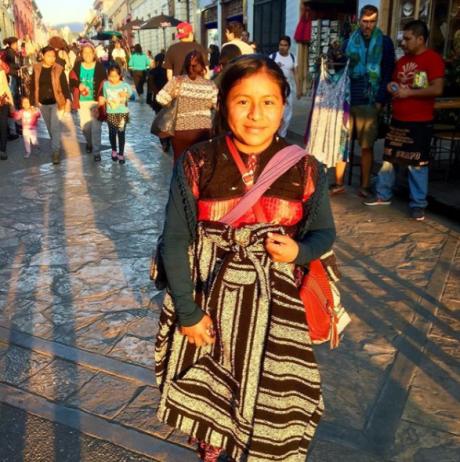 91 La mujer de Chiapas