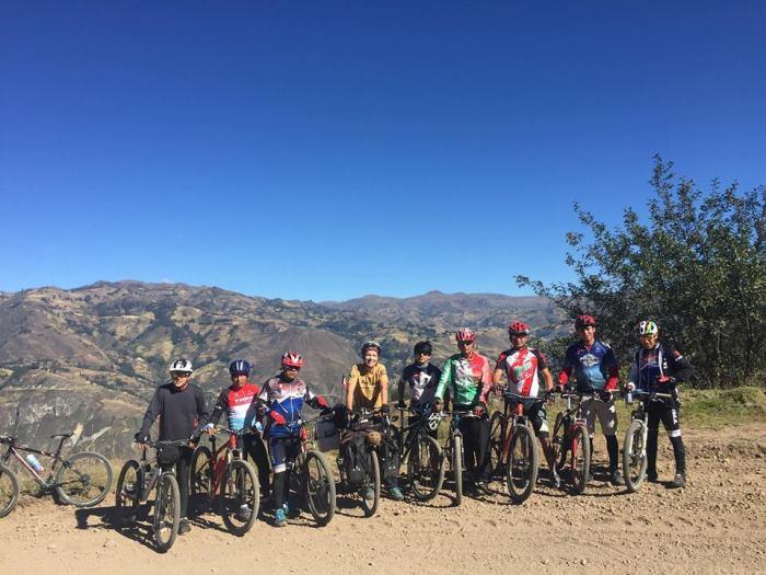Ciclistas de Trujillo
